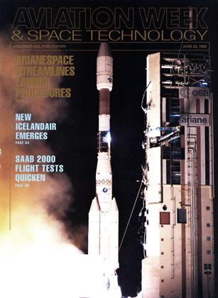 Cover for the June 29 1992 issue