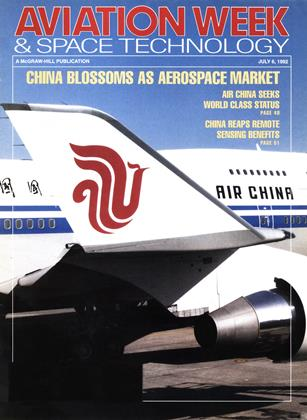 Cover for the July 6 1992 issue