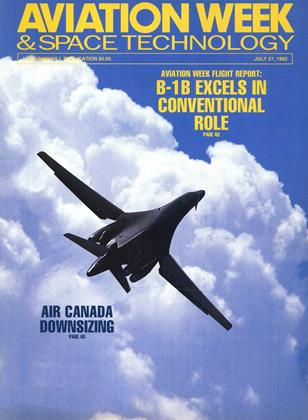Cover for the July 27 1992 issue