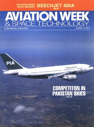 Cover for the August 10 1992 issue