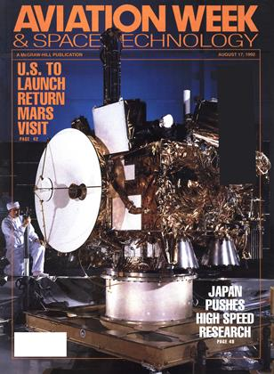 Cover for the August 17 1992 issue