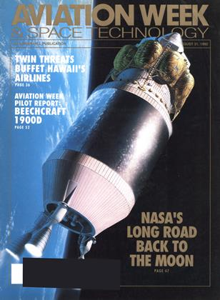 Cover for the August 31 1992 issue