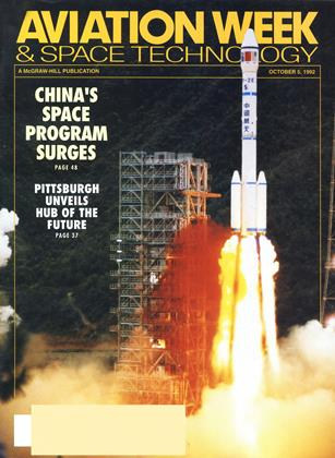 Cover for the October 5 1992 issue