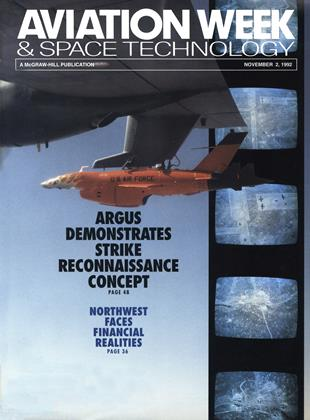 Cover for the November 2 1992 issue