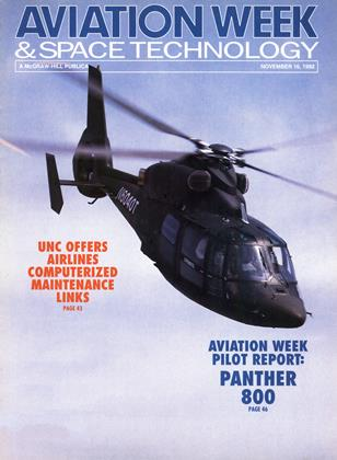 Cover for the November 16 1992 issue