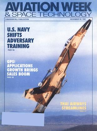 Cover for the November 30 1992 issue