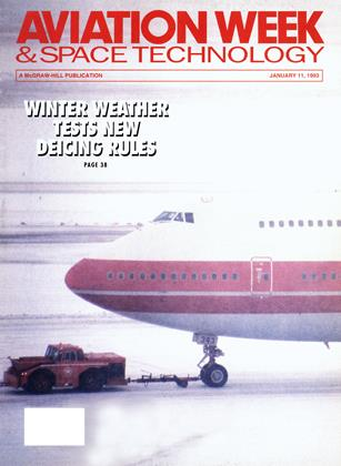 Cover for the January 11 1993 issue
