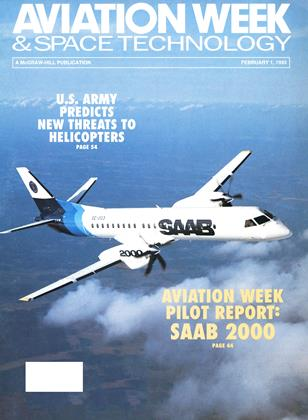 Cover for the February 1 1993 issue