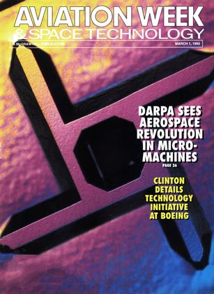 Cover for the March 1 1993 issue