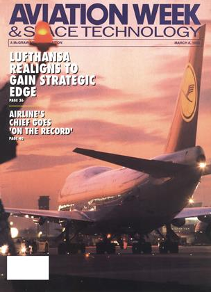 Cover for the March 8 1993 issue