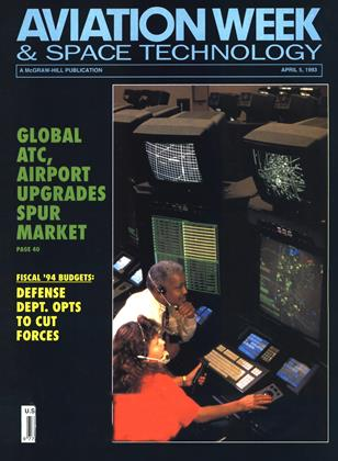 Cover for the April 5 1993 issue