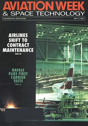 Cover for the May 17 1993 issue