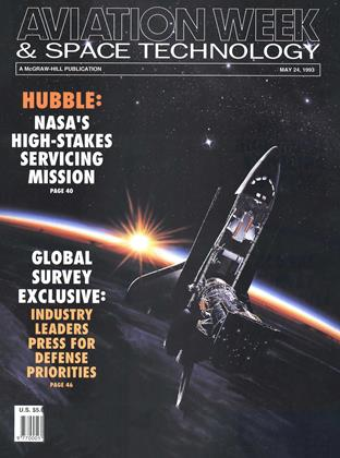 Cover for the May 24 1993 issue