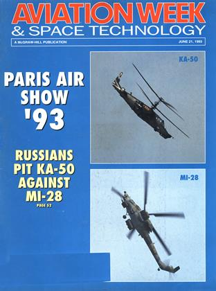 Cover for the June 21 1993 issue
