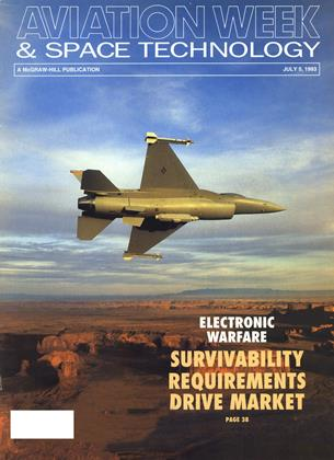 Cover for the July 5 1993 issue