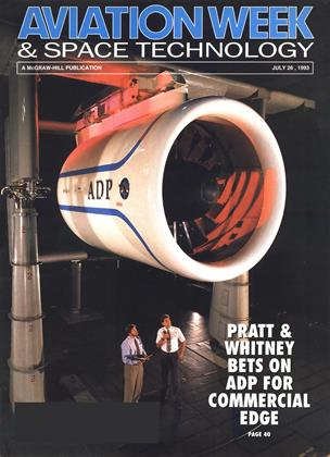 Cover for the July 26 1993 issue