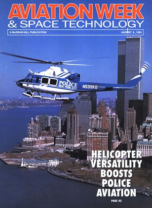 Cover for the August 9 1993 issue