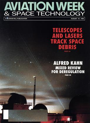 Cover for the August 16 1993 issue