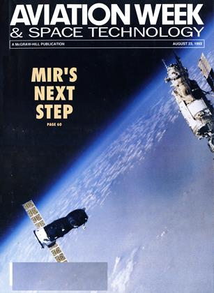 Cover for the August 23 1993 issue