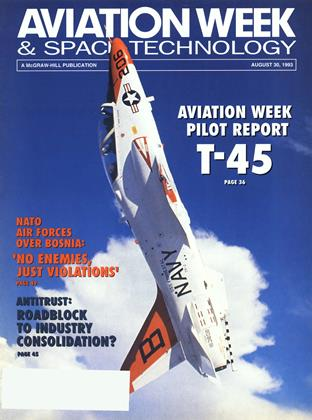 Cover for the August 30 1993 issue