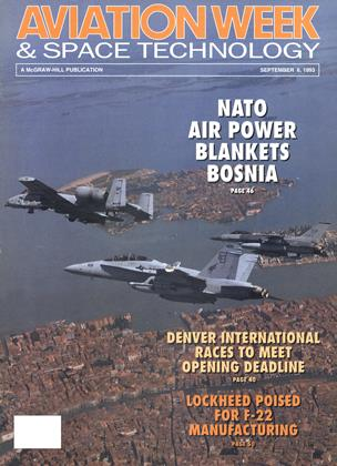 Cover for the September 6 1993 issue