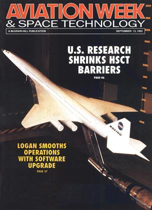 Cover for the September 13 1993 issue