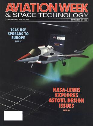 Cover for the September 27 1993 issue