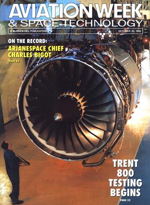 Cover for the October 25 1993 issue
