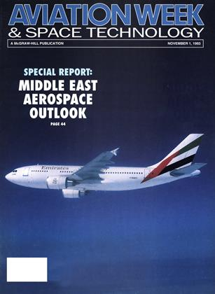 Cover for the November 1 1993 issue