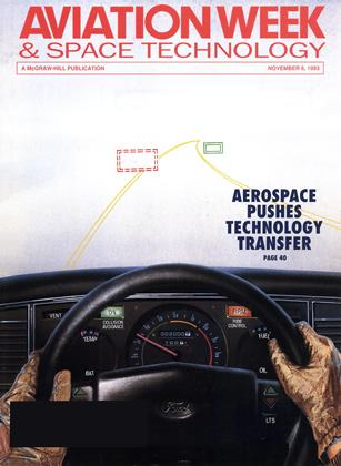 Cover for the November 8 1993 issue