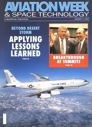 Cover for the January 17 1994 issue