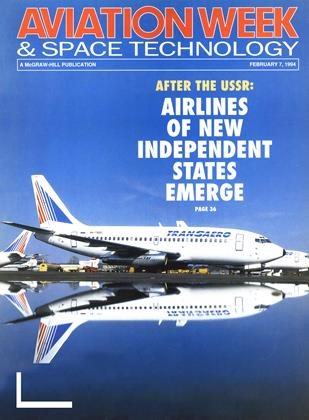Cover for the February 7 1994 issue