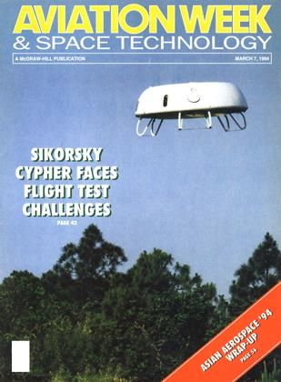 Cover for the March 7 1994 issue