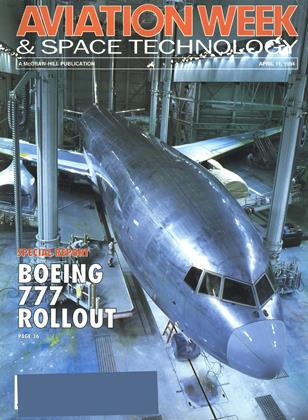 Cover for the April 11 1994 issue