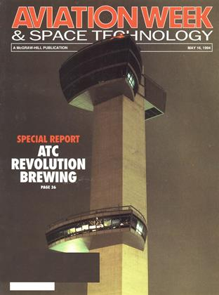 Cover for the May 16 1994 issue