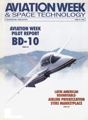 Cover for the June 27 1994 issue