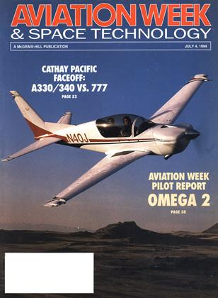 Cover for the July 4 1994 issue