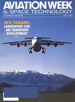 Cover for the July 11 1994 issue
