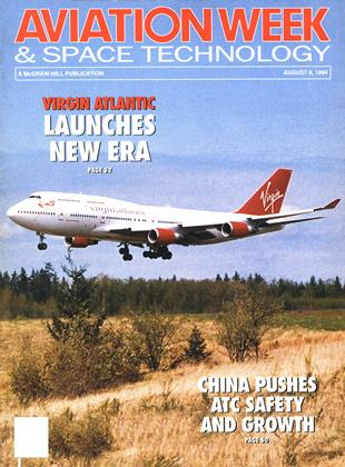 Cover for the August 8 1994 issue