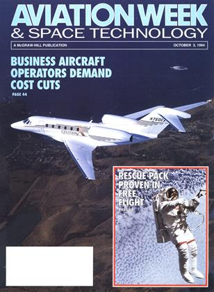 Cover for the October 3 1994 issue