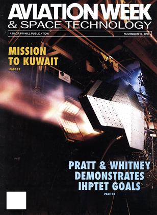 Cover for the November 14 1994 issue