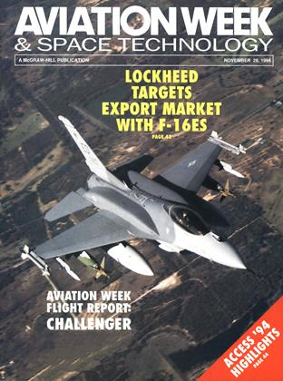 Cover for the November 28 1994 issue