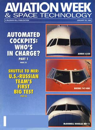 Cover for the January 30 1995 issue
