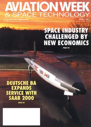 Cover for the April 3 1995 issue