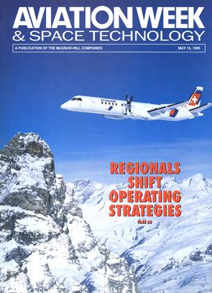 Cover for the May 15 1995 issue