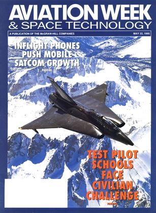 Cover for the May 22 1995 issue