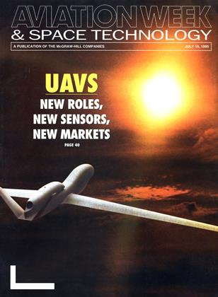 Cover for the July 10 1995 issue