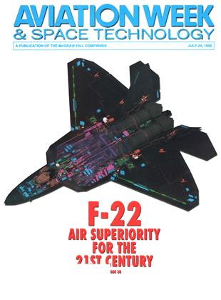 Cover for the July 24 1995 issue