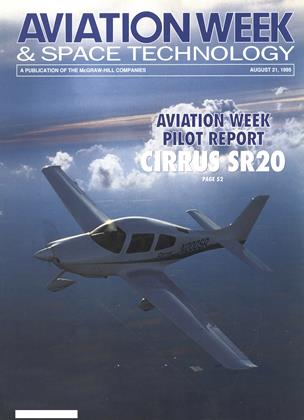 Cover for the August 21 1995 issue