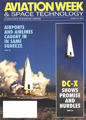 Cover for the August 28 1995 issue